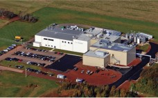 Photo 1:BioVectra's API manufacturing facility