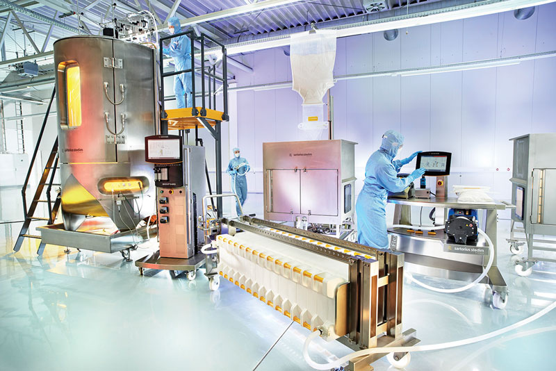 Disposables For Biomanufacturing A User S