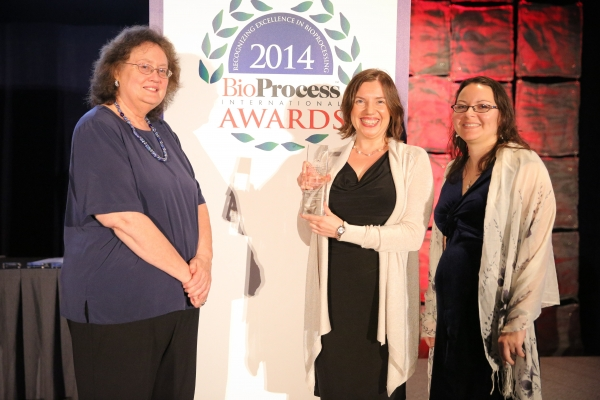 2014 BioProcess International Technology Application Winner - Analytical