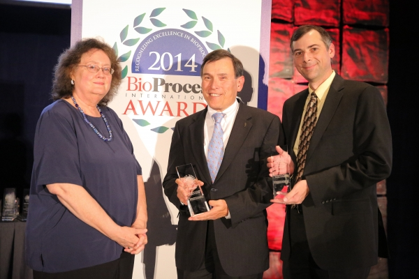2014 BioProcess International Facility winners