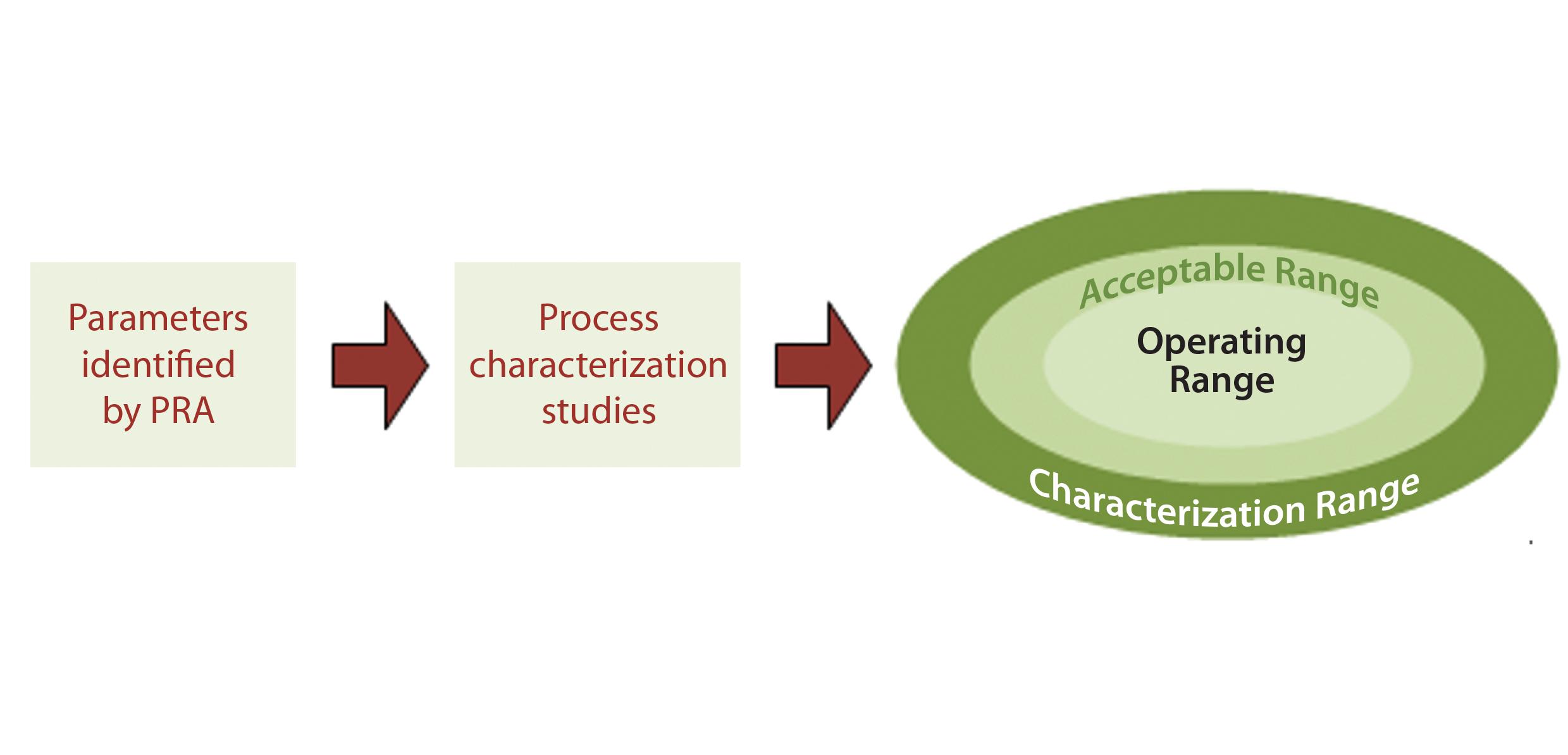 Biopharmaceutical process characterization study