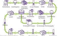 Figure 1: General polysaccharide conjugate vaccine process (UF/DF = ultrafiltration/diafiltration)