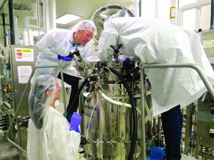 Hands-on training for upstream processing (www.btec.ncsu.edu)
