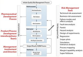 Quality risk management for drug products and drug substances figure 3 risk assessment pronofoot35fo Images